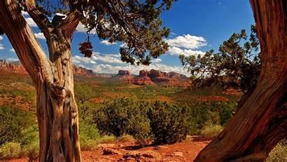 Arizona Sedona Desert Desktop Az Background Nature