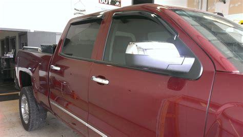 Silverado Bed Rails by 2015 Silverado Vent Visors Bed Rails Window Tint