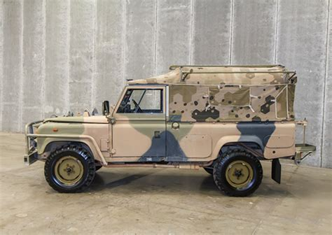 land rover australian land rovers australian frontline machinery