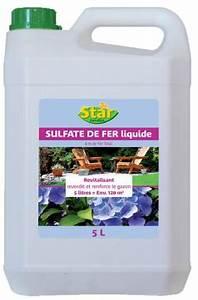 Anti Mousse Pelouse Sans Sulfate De Fer : sulfate de fer liquide 5 litres divers 13064 la soci t ~ Dailycaller-alerts.com Idées de Décoration