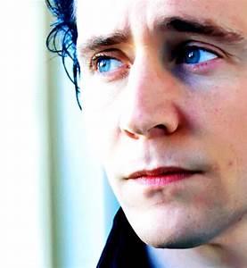 I think I ship everything... | Black hair'd Tom Hiddleston ...