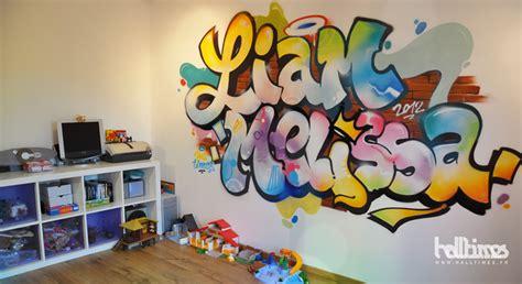 chambre graffiti graffiti fresque chambre enfant halltimes graffeur