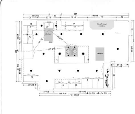 lighting plan for kitchen help feedback on this kitchen lighting plan 7058