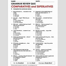 25+ Best Ideas About English Quiz On Pinterest  Grammar Exercises, English Exercises And