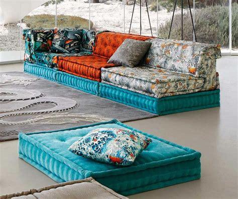 mah jong modular sofa roche bobois trendy mah jong sofa gets draped in