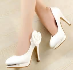 chaussure mariage blanche chaussures mariage femme blanche