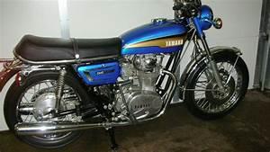 1973 Yamaha Xs650