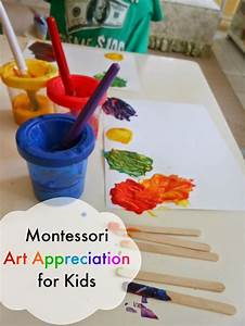 25+ best ideas about Montessori art on Pinterest