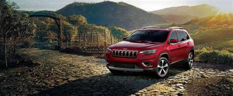 2019 Jeep Cherokee Previewed At Detroit Auto Show Knight