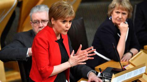 Scottish parliament backs second independence referendum ...