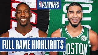 Highlights Boston Celtics vs Miami Heat| Eastern ...