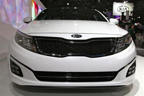 New 2014 Kia Optima by 2014 Kia Optima New York Auto Show Autotrader