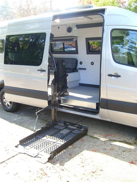 wheelchair assistance rv wheelchair lift
