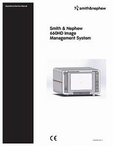 660hd Image Management System Operations Service Manual