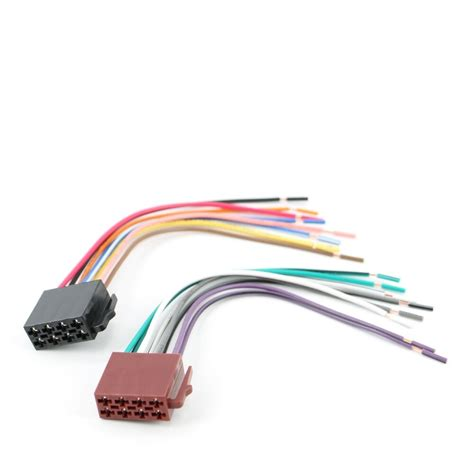 T Wire Harnes by Xtenzi Wire Harness For Soundstream Vr 730b Vr 730t Vr