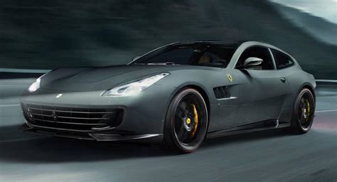 Gtc4lusso T Photo by Novitec S Gtc4lusso T Has Carbon Extras And 709bhp