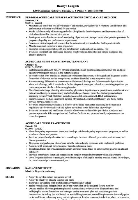 nurse practitioner resume payroll check stubs