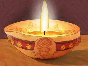 3 Ways to Decorate a Diya - wikiHow