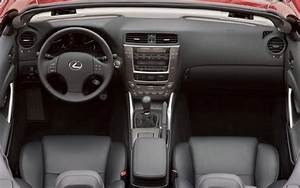 2010 Lexus Is C First Drive