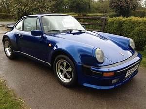 Featured 1987 Porsche 911 Turbo At J