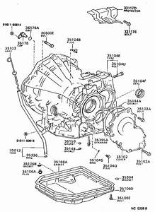 Toyota Corolla Automatic Transmission Oil Pan  Pan