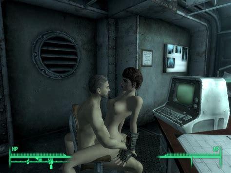 Fallout 3 Amata Nude Naked Babes
