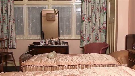 The Bedroom Decor by The 1940s House The Master Bedroom
