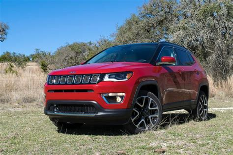 jeep compass 2017 red first drive 2017 jeep compass ny daily news