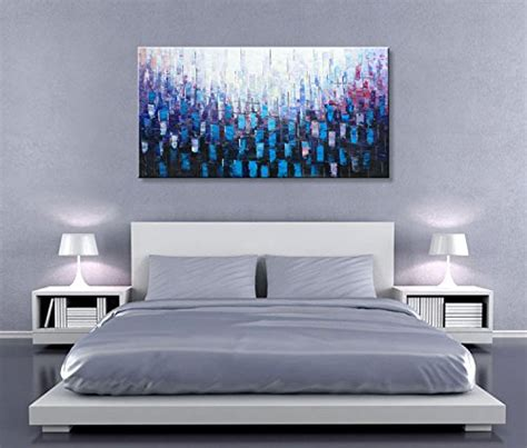 Bedroom Paintings by Seekland Painted Abstract Acrylic Painting