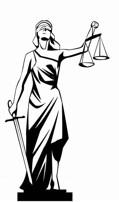 Justice Lady Clipart