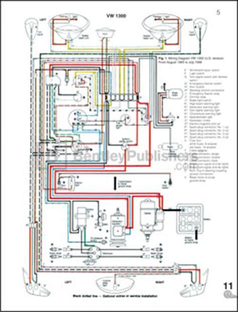 1993 Vw Beetle Wiring Diagram by 1969 Vw Beetle Wiring Diagram