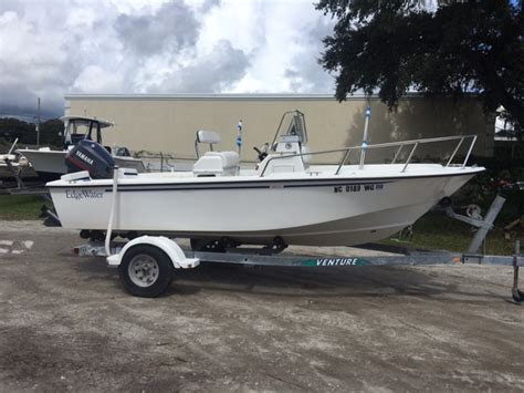 Boat Motors Wilmington by 1999 Edgewater 185 18 Foot 1999 Yamaha Motor Boat In