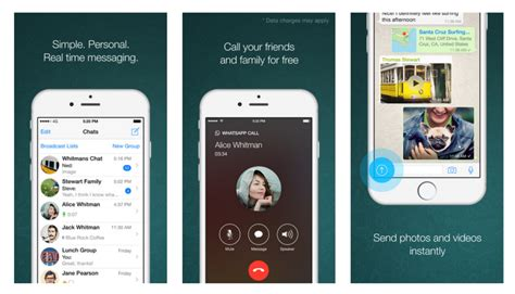 whatsapp update brings 3d touch support for peek and pop chats