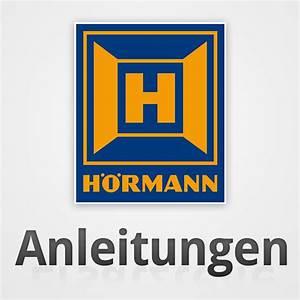 Hörmann Sektionaltor Einbauanleitung : h rmann haust ren t r ffner mattenwereld ~ Orissabook.com Haus und Dekorationen