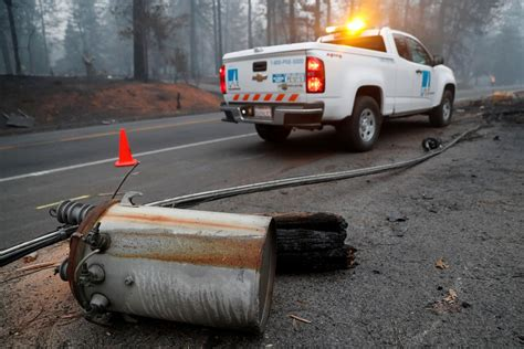 pge reports  outage  morning  california