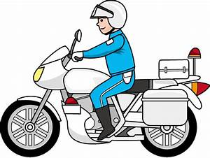 Police Motorcycle Clipart | Clipart Panda - Free Clipart ...