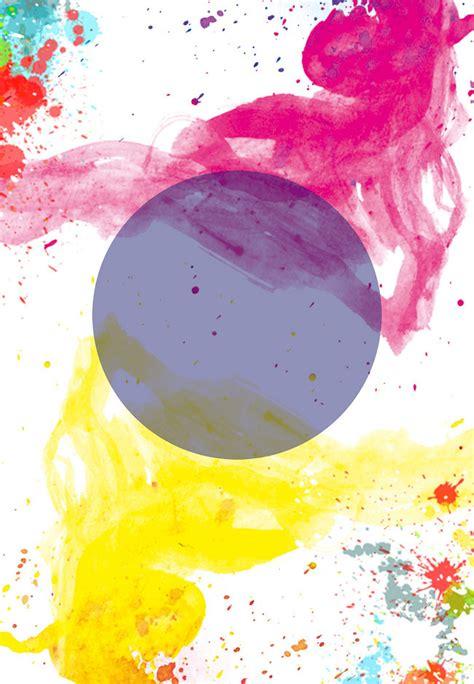 color sprinkle rejection sprinkle color ink dots background material