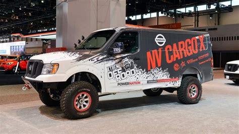 Nv Cargo X by Nissan Nv Cargo X 2018