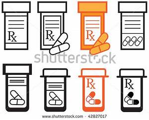 Pill Bottle Gallery Clipart - Clipart Suggest