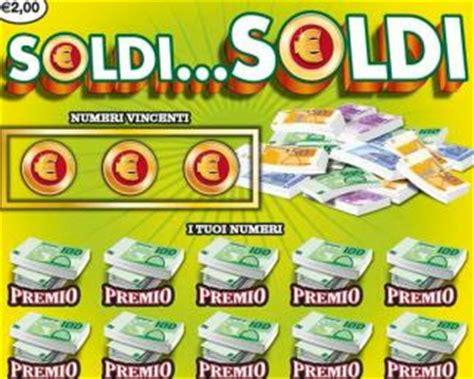 si鑒e vinci gioconews player soldi soldi ecco il nuovo gratta e vinci da due