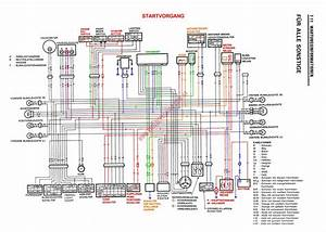 Hayabusa Wiring Diagram For 95
