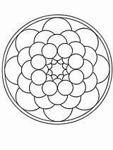 Honeycomb Mandala Mandalas Coloring Ausmalen Trittsteine Teppich Vorlagen Persischer Marokkanische Natursteine Kieselsteine Stiche Fliesen Template Sketch Pintar Guardado Desde Google sketch template