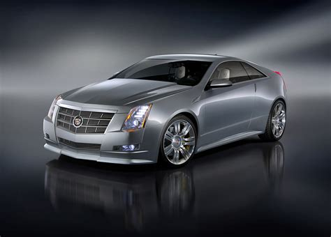 Cadillac Cts Coupe Concept 2008 cadillac cts coupe concept review supercars net