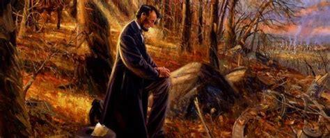 abraham lincoln prayingjpg  president abraham