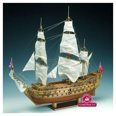 maquette bateau en bois hms prince constructo rue des maquettes