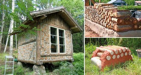 cordwood log cabins home design garden architecture blog magazine