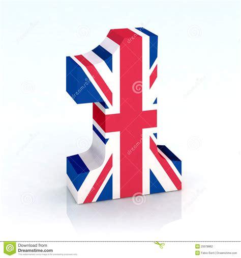 number   english flag stock photography image