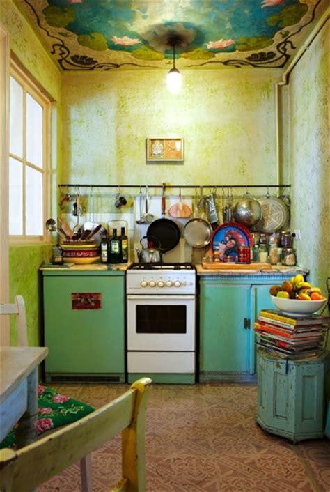 bohemian kitchen design dishfunctional designs the bohemian kitchen 1756