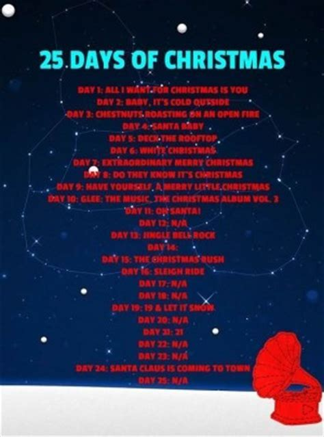25 Days Of Christmas Quotes. QuotesGram