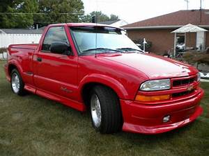 Buy New 2000 Chevy S10 Extreme Stepside   Only 656 Miles